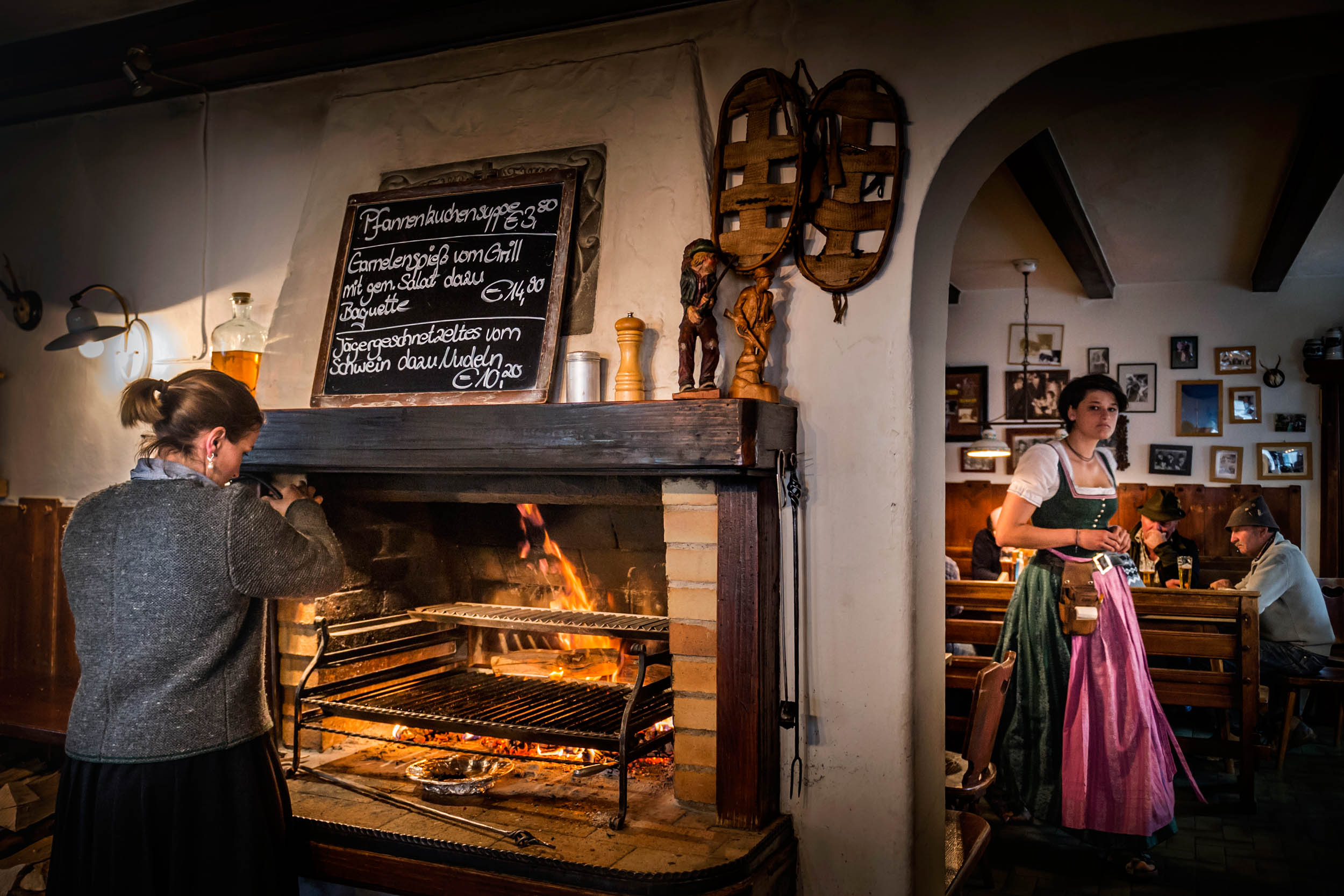 Dorfschänke Lenggries – Peter von Felbert